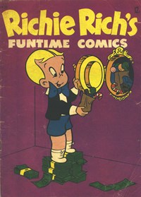 Richie Rich's Funtime Comics (Magman, 1969?) #19-32