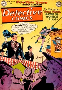 Detective Comics (DC, 1937 series) #179 (January 1952)