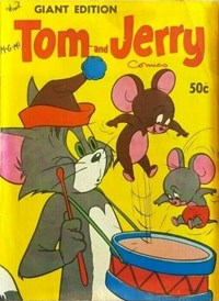 M-G-M's Tom and Jerry Comics Giant Edition (Magman, 1979) #49001