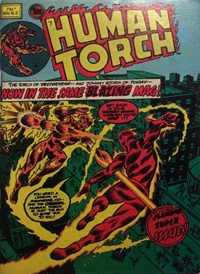 The Human Torch (Yaffa/Page, 1980?)