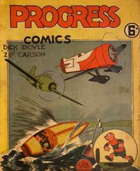 Progress Comics (Gordon & Gotch, 1942?)
