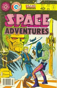 Space Adventures (Charlton, 1978 series) #13 — Untitled