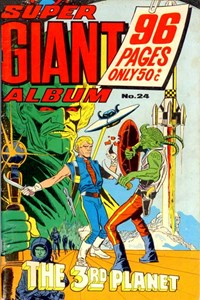 Super Giant Album (KG Murray, 1976 series) #24 ([January 1977?])