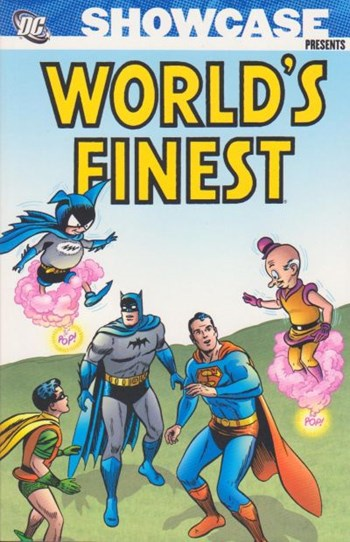 Showcase Presents: World's Finest (DC, 2007 series) #Volume 2 ([October] 2008)