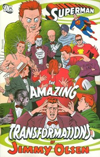 Page 1—Superman: The Amazing Transformations of Jimmy Olsen (DC, 2007 series)  ([July] 2007)