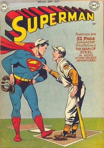 Superman (DC, 1939 series) #60 (September-October 1949)