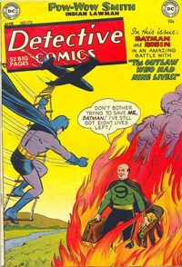Detective Comics (DC, 1937 series) #172 (June 1951)