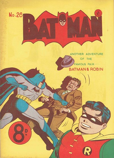 Batman (Colour Comics, 1950 series) #26 ([July 1952])