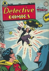 Detective Comics (DC, 1937 series) #126 (August 1947)