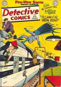 Detective Comics (DC, 1937 series) #162 (August 1950)