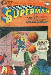 Superman (DC, 1939 series) #79 (November-December 1952)