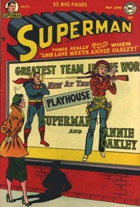 Superman (DC, 1939 series) #70 (May-June 1951)