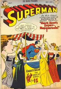 Superman (DC, 1939 series) #71 (July-August 1951)