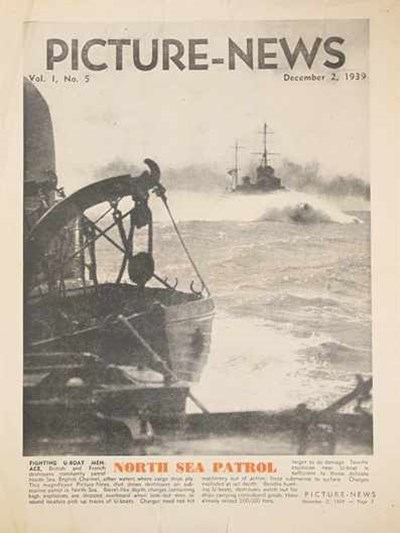 Picture-News (Herald and Weekly Times, 1939 series) v1#5 (2 December 1939)