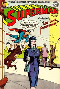 Superman (DC, 1939 series) #84 (September-October 1953)