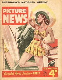 Picture-News (Herald and Weekly Times, 1939 series) v1#45 — No title recorded