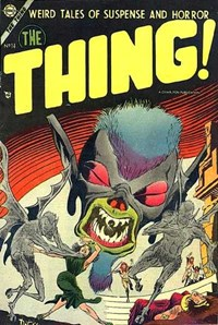 The Thing (Charlton, 1952 series) #14 (June 1954)