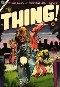 The Thing (Charlton, 1952 series) #16 (September 1954)