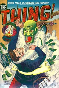 The Thing (Charlton, 1952 series) #3 (June 1952)