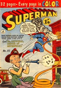 Superman (Colour Comics, 1950 series) #111