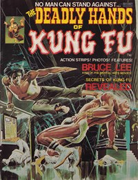 The Deadly Hands of Kung Fu (Yaffa, 1980?)