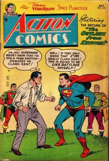 Action Comics (DC, 1938 series) #194 (July 1954)