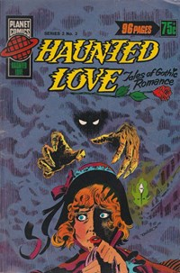 Planet Series 2 (Murray, 1979 series) #3 ([June 1979]) —Haunted Love