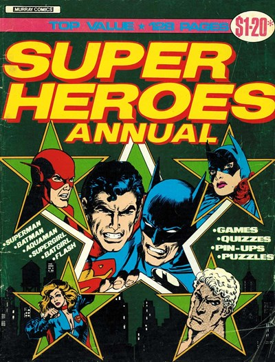 Super Heroes Annual (Murray, 1979?)  ([1979])
