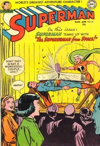 Superman (DC, 1939 series) #81 (March-April 1953)