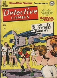 Detective Comics (DC, 1937 series) #157 (March 1950)