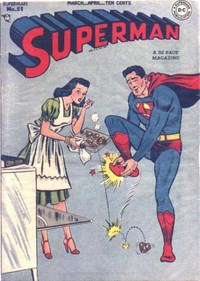 Superman (DC, 1939 series) #51 (March-April 1948)