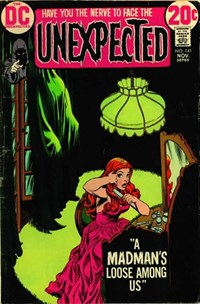 The Unexpected (DC, 1968 series) #141 (November 1972)