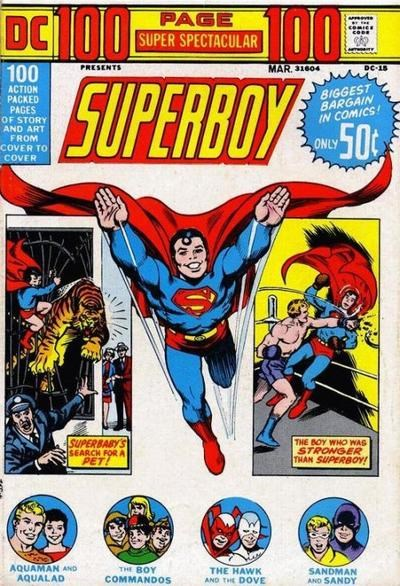 100-Page Super Spectacular (DC, 1973 series) #DC-15 (March 1973)