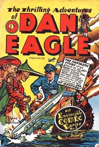 Dan Eagle (Invincible, 1957? series) #2