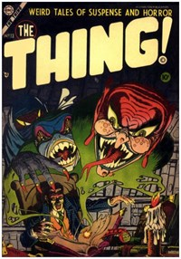 The Thing (Charlton, 1952 series) #13 (April 1954)