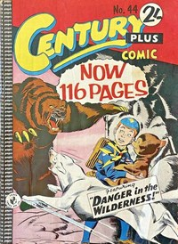 Century Plus Comic (Color Comics, 1960 series) #44 ([January 1960?])