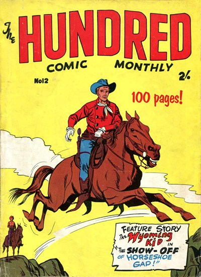 The Hundred Comic Monthly (Colour Comics, 1956 series) #12 ([September 1957?])