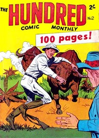 The Hundred Comic Monthly (Colour Comics, 1956 series) #2