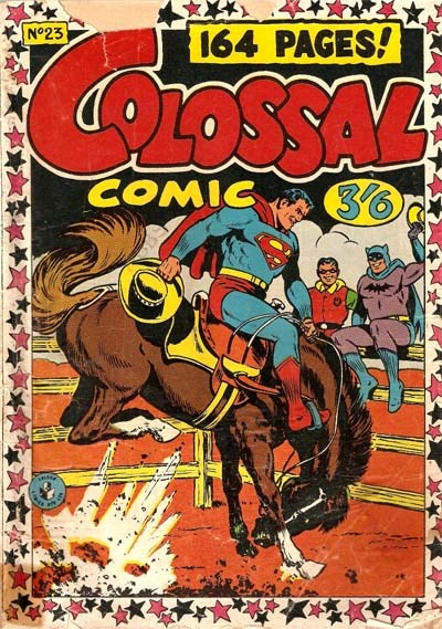 Colossal Comic (Colour Comics, 1958 series) #23 ([October 1962?])