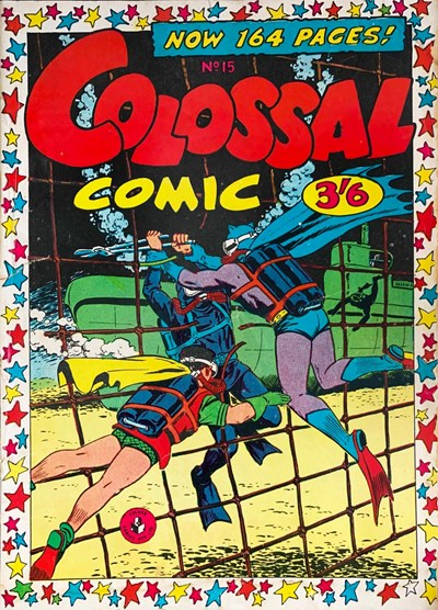 Colossal Comic (Colour Comics, 1958 series) #15 ([October 1960?])