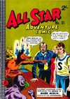 All Star Adventure Comic (Colour Comics, 1960 series) #21 ([May 1963?])