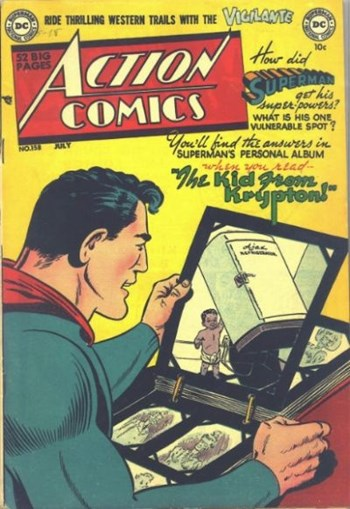 Action Comics (DC, 1938 series) #158  (July 1951)