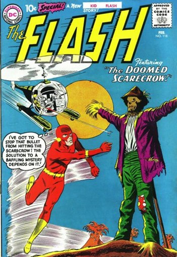 The Flash (DC, 1959 series) #118 (February 1961)