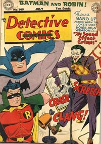 Detective Comics (DC, 1937 series) #149 (July 1949)