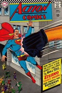 Action Comics (DC, 1938 series) #343 — Eterno