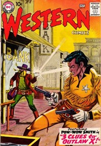 Western Comics (DC, 1948 series) #71 — Untitled