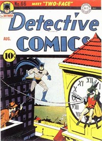 Detective Comics (DC, 1937 series) #66 (August 1942)