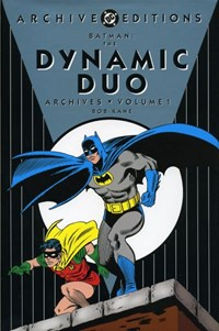 Batman: The Dynamic Duo Archives (DC, 2003 series) #Volume 1 — Untitled