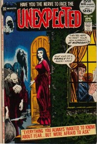 The Unexpected (DC, 1968 series) #134 (April 1972)