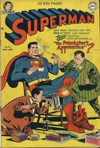 Superman (DC, 1939 series) #69 (March-April 1951)